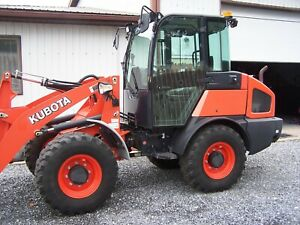 Kubota R530 Wheel Loader 2016