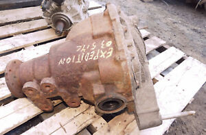 2003 2005 Ford Expedition Lincoln Navigator Rear Axle Differential 3 73 Ratio
