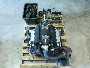 12 2012 Ford Mustang Boss 302 5 0l Engine Motor Drivetrain 63k Mile Take Out H99