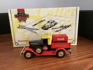 MATCHBOX COLLECTIBLES COCA COLA 1930 FORD MODEL A PICKUP TRUCK 1/43 SCALE In Box