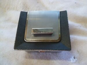 1967 Ford Mustang Mercury Cougar Center Console Ashtray Assembly Good Cond 67 G