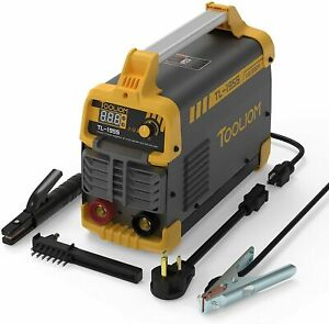 195a Arc Welder 110 220v Dual Volt Igbt Inverter Mma Stick Welding Machine