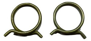 318 340 360 Engine Bypass Hose Clamps For 70 Up Chrysler qty 2 954