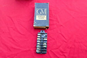 Vintage 1950 s Gm Fuse Panel Junction Block Nos Buick Chevy Pontiac Oldsmobile
