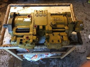 Caterpillar 312 Excavator Main Hydraulic Pump