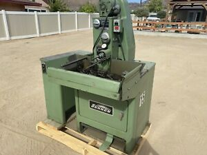 Sunnen mbb 1660 K Precision Honing Machine And Pf 150 Ms Filter Unit Included