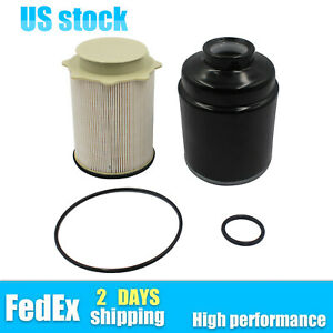 For 13 17 Ram 2500 3500 4500 5500 New Diesel Fuel Filter Kit 68197867aa 6 4l