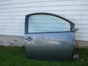 98 10 Vw New Beetle Door Right Side Assembly Gray Ld7x Oem