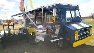 Loaded Turnkey 20 Chevy P30 Step Van Food Truck Shaved Ice Ice Cream Truck