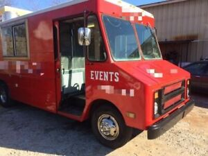 Ready To Roll 20 Chevrolet Step Van Mobile Kitchen Food Truck For Sale In North
