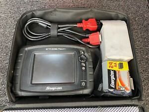 Snap On Tools Ethos Tech Diagnostics Scanner Code Reader Snap On Computer