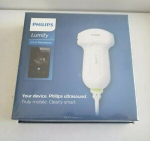 New Philips Lumify C5 2 Curved Array Transducer Ultrasound Probe Portable Poc