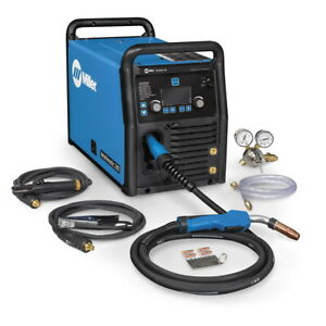 Miller Multimatic 235 Multiprocess Welder 907780
