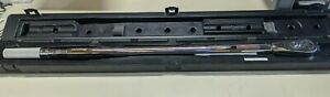 Snap On 3 4 Drive Click Type Fixed Ratchet Torque Wrench 100600 Ft Lb