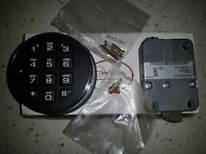 Lagard High Security 4200m Lock Kit 3000 Round Key Pad For Most Safes