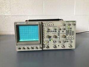 Tektronix 2246 100mhz 4 Channel Oscilloscope Model 2246 1y good Condition