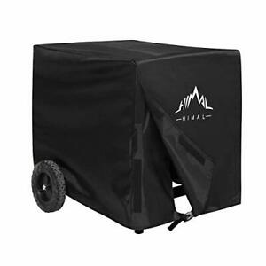 Weather uv Resistant Generator Cover 32 X 24 X 24 Inch Universal Portable New