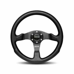 Momo Automotive Accessories Com35bk0b Steering Wheel Competition 350 Mm Dia New