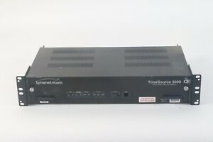 Symmetricom Timesource 3000 090 7200 01 Rev C Gps Primary Reference Source