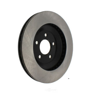 Disc Brake Rotor Fits 1994 2004 Ford Mustang Centric Parts