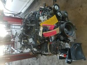 Engine 6 2l Lt4 Vin 6 8th Digit Supercharged Fits 17 19 Camaro 1634425