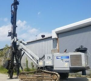 Frd Hcr 9 Rock Drill Rig In Nyc