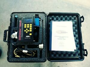 Enerac 700 Integrated Emissions System Handheld Combustion Analyzer