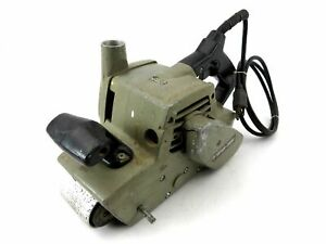 Porter Cable 360 Power Tool Type 1 120vac 10 5 Amp 3 X 24 Electric Belt Sander
