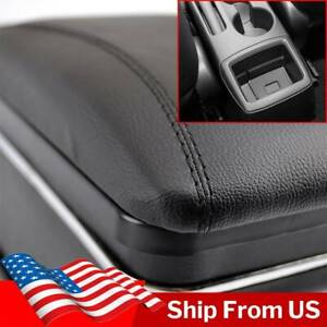Central Console Armrest Storage Compartment Box For Mazda Cx 3 15 19 Leather