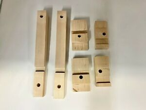 1942 1943 1944 1945 1946 1947 Ford Pickup Truck Cab Mounting Wood Kit