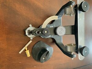 Hanau Wide vue Semi adjustable Dental Articulator