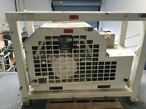 Champion Wts Oil Less Compressor Medical Air Complete Good Condition 15hp