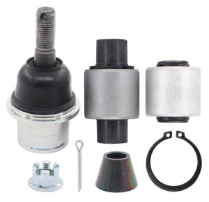 Front Lower Control Arm Bushing Ball Joint Kit For Infiniti G35 Nissan 350z