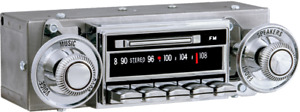 1970 1971 1972 Cutlass Am Fm Oe Style Bluetooth Radio Antique 851201bt