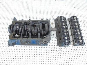 1965 Mustang 289 V 8 Engine Motor Block Assembly C5ae