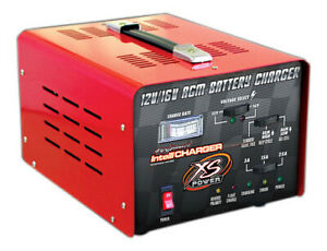 Xs Power Battery 12 16 V Intelliccharger Battery Charger P N 1005