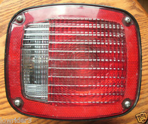 Grote Trailer Lights 5371 681 544 04 03 Used 1 Time Only As Pictured Fast Ship