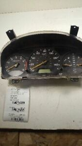 Speedometer Cluster Coupe Us Market Fits 98 02 Accord 6347628