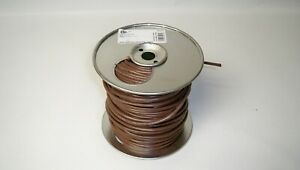New Southwire 552080407 Cl2 Solid Copper Barostat 20 8 Awg Thermostat Wire 250