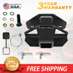 Class 3 Tow Trailer Hitch Receiver Fit For 03 17 Dodge Ram 1500 2500 3500