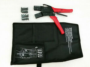 Ratcheting Crimper Itc07052 3 Strategic Tools For Insulated And Non insulated