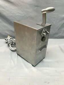 Edlund Model 203 Tabletop 2 speed Electric Can Opener Series 2 115 Volts