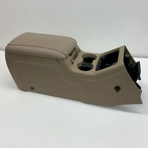 2003 2006 Oem Ford Expedition Center Console Armrest Storage Heated Cool S7390