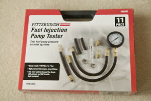 Pittsburg Fuel Injection Pump Tester