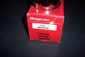 Snap On Cooling System Adapter Ta50 New In Box