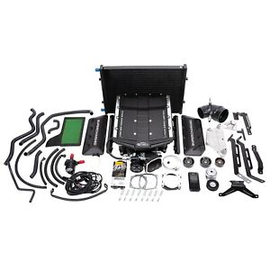 Edelbrock 15832 E Force Stage 1 Supercharger Kit Fits 18 Mustang