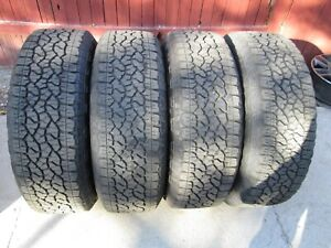 275 65 20 Goodyear Wrangler Trailrunner Lt275 65r20 Tires Set Set 4 10ply Load E