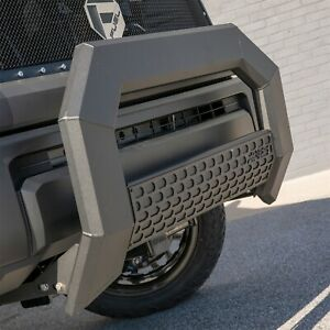 Aries 2163003 Advantedge Black Aluminum Bull Bar For Select F250 To F550