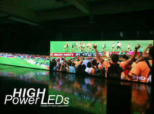Led Screen 20x10 Ft Outdoor 4g Smd P8 Best Quality High power Leds