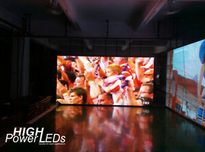 Led Screen 10x5 Feets Outdoor Smd P8 Best Quality High power Leds 4g